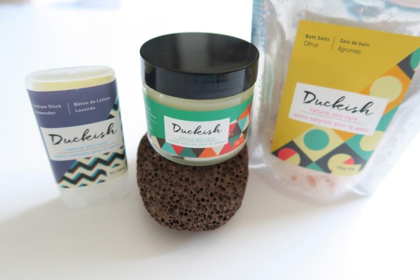 Duckish DIY Pedicure Kit-Review