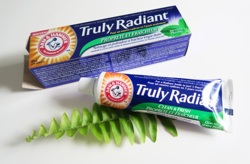 ARM & HAMMER Truly Radiant-REVIEW