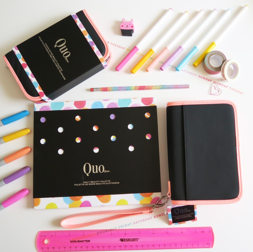 Quo Back to School Limited-Edition Collection2016