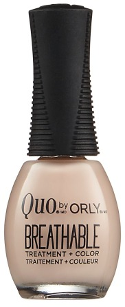 Quo by ORLY Breathable Nourishing Nude