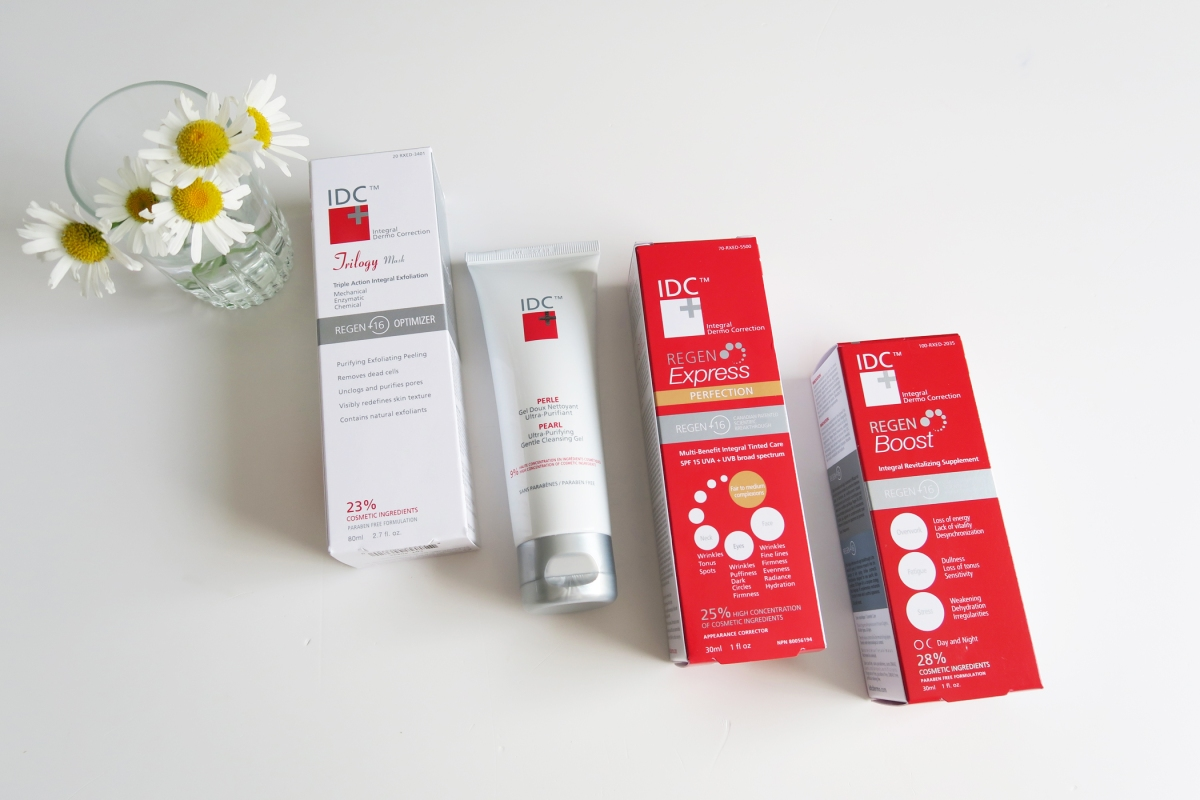 IDC Integral Dermo Correction Skincare REVIEW