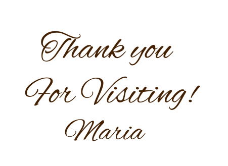 thank you for visiting blog