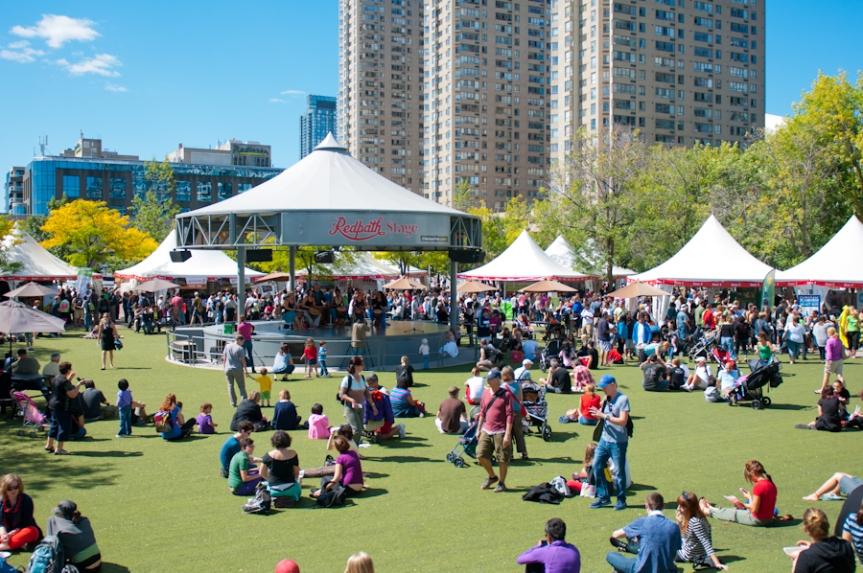 Toronto Veg Food Festival2016