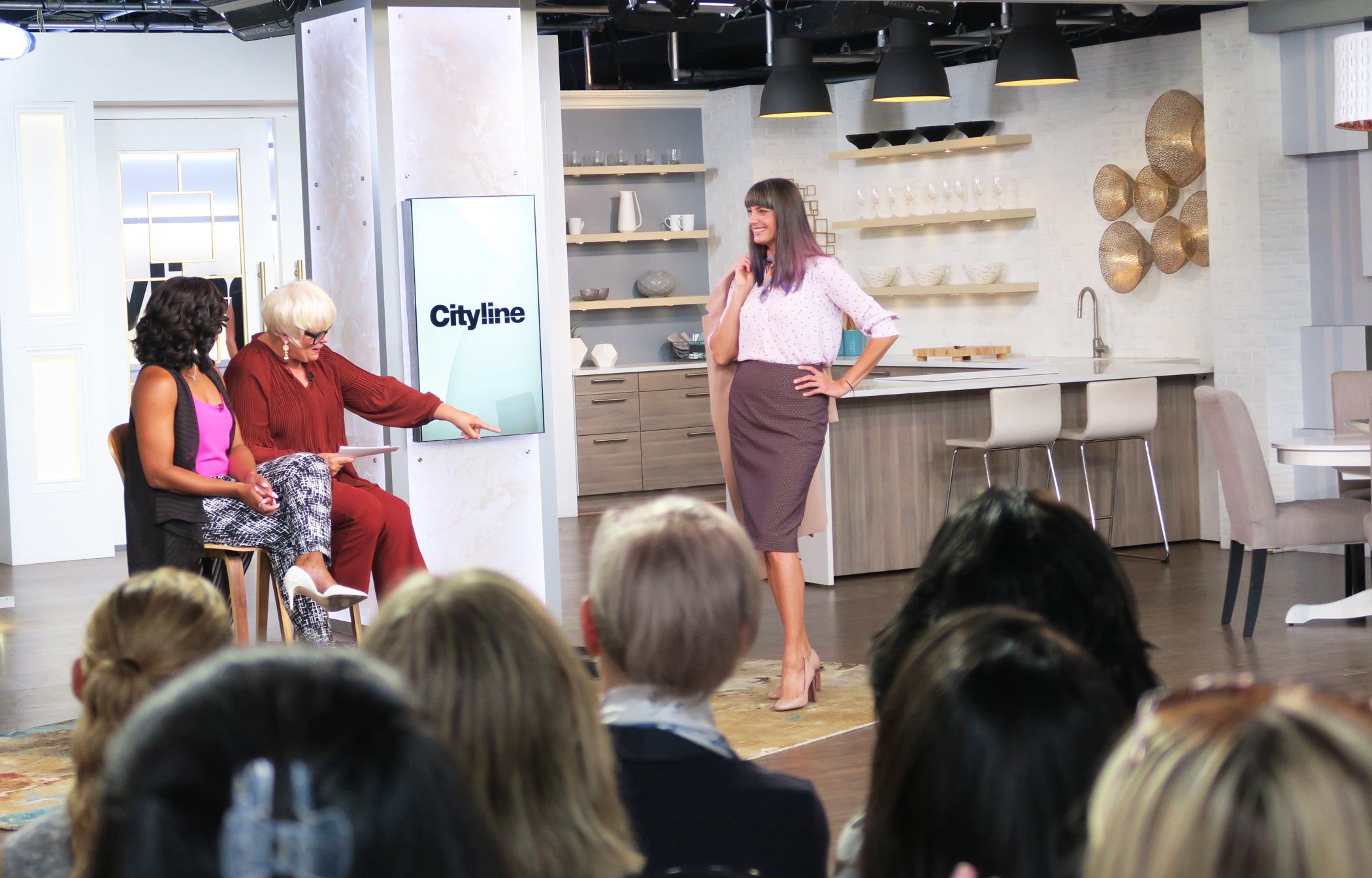 Cityline makeover madness giveaways for christmas
