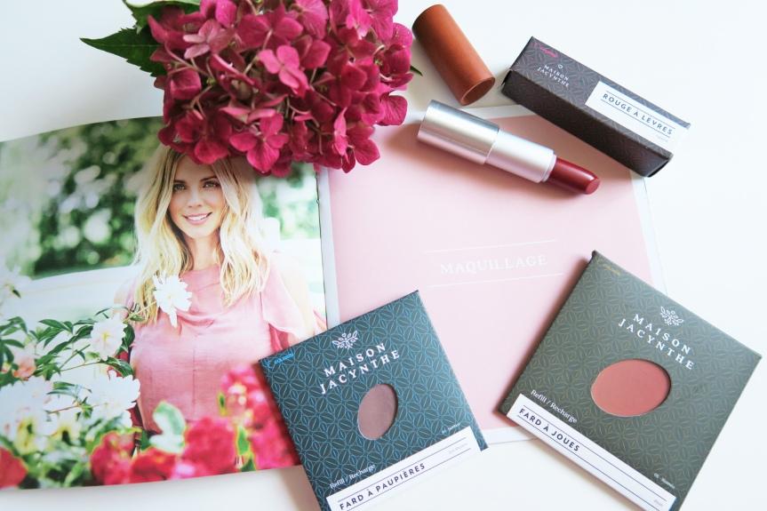 Les Soins de Jacynthe Makeup Launch2016