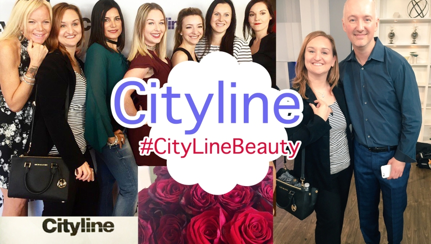 Cityline Taping with Dave Lackie!#CityLineBeauty