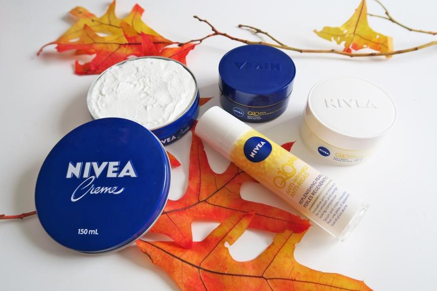 Fall Skincare Routine withNIVEA