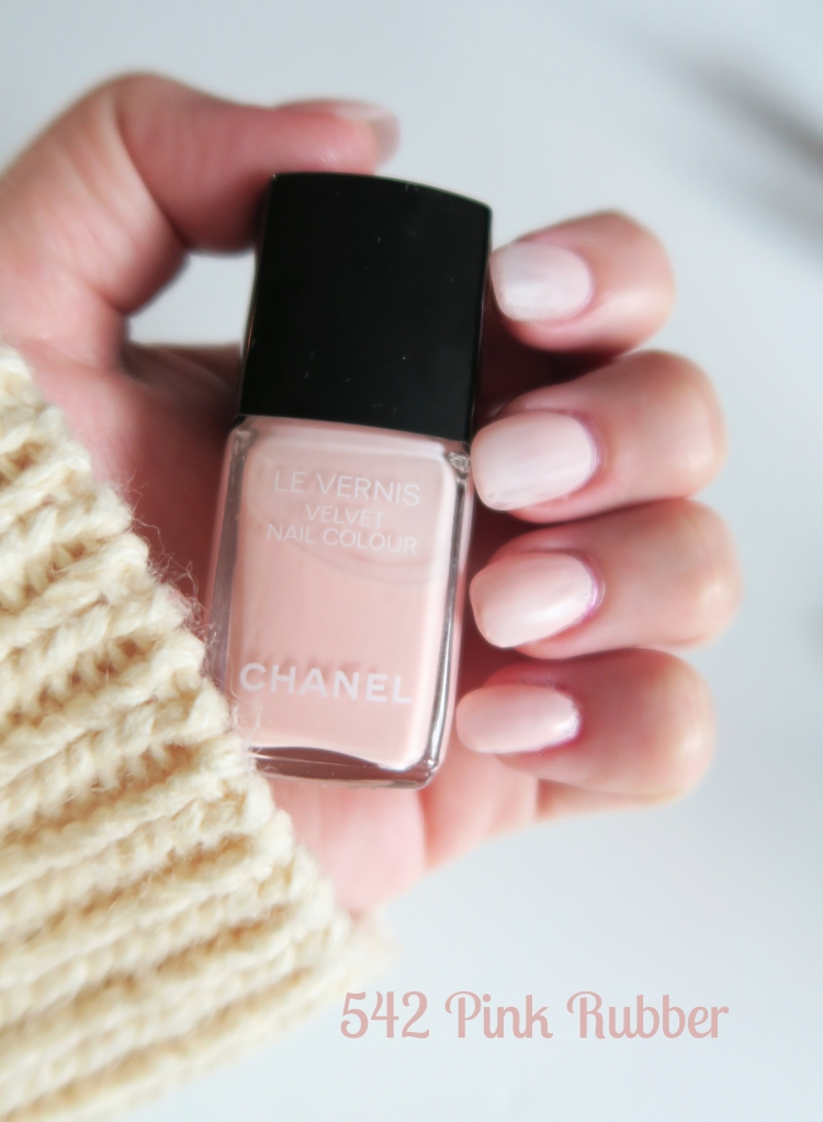 CHANEL Holiday Collection 2016 Libre de CHANEL Swatches ...
