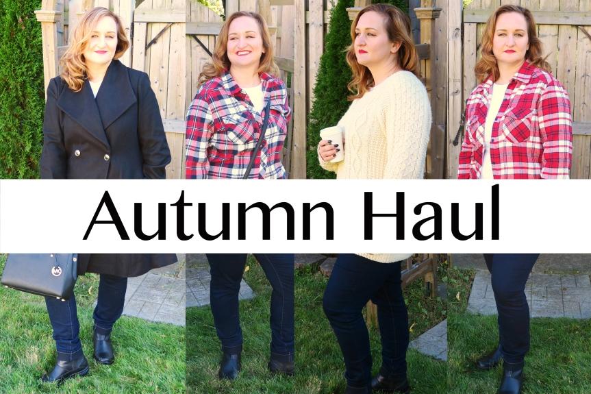 Autumn Haul 2016  Bestdayblogger.com