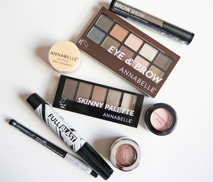 ANNABELLE COSMETICS SPRING 2017 LAUNCH!#ABshadows