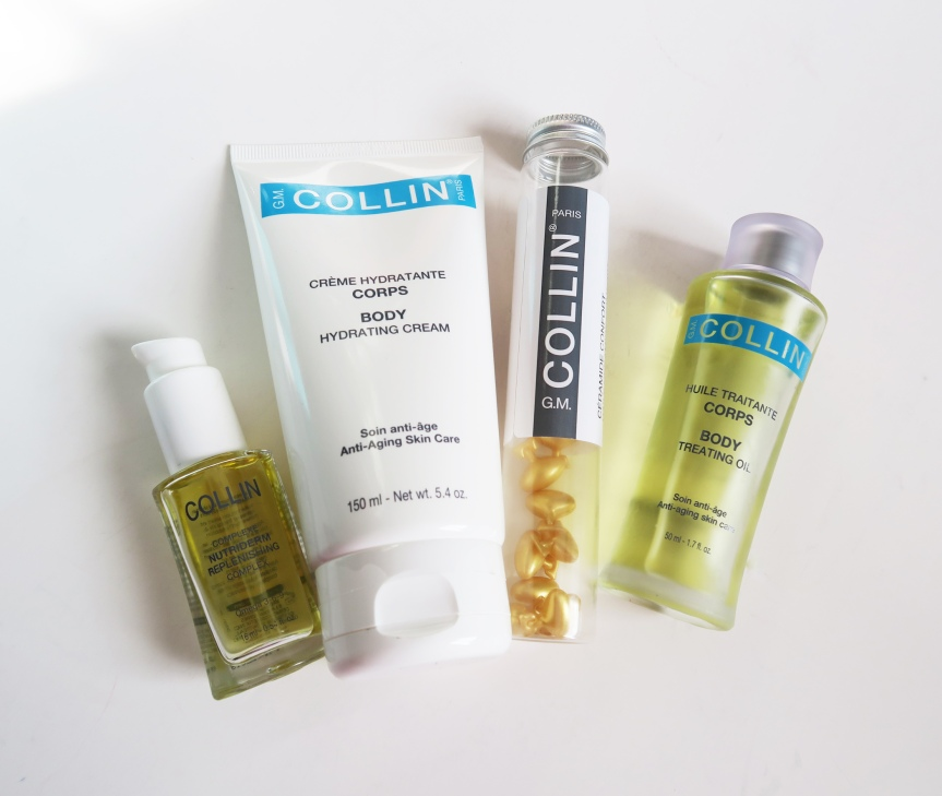 Winter Skincare with G.M.Collin