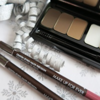Make Up For Ever PRO Sculpting Brow Palette & High Precision Lip Pencils