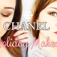 CHANEL HOLIDAY MAKEUP LOOK