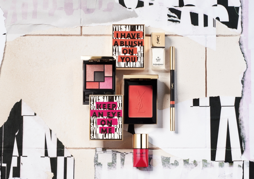 YSL Spring 2017 Makeup Collection: The Stree and I – INFOPOST