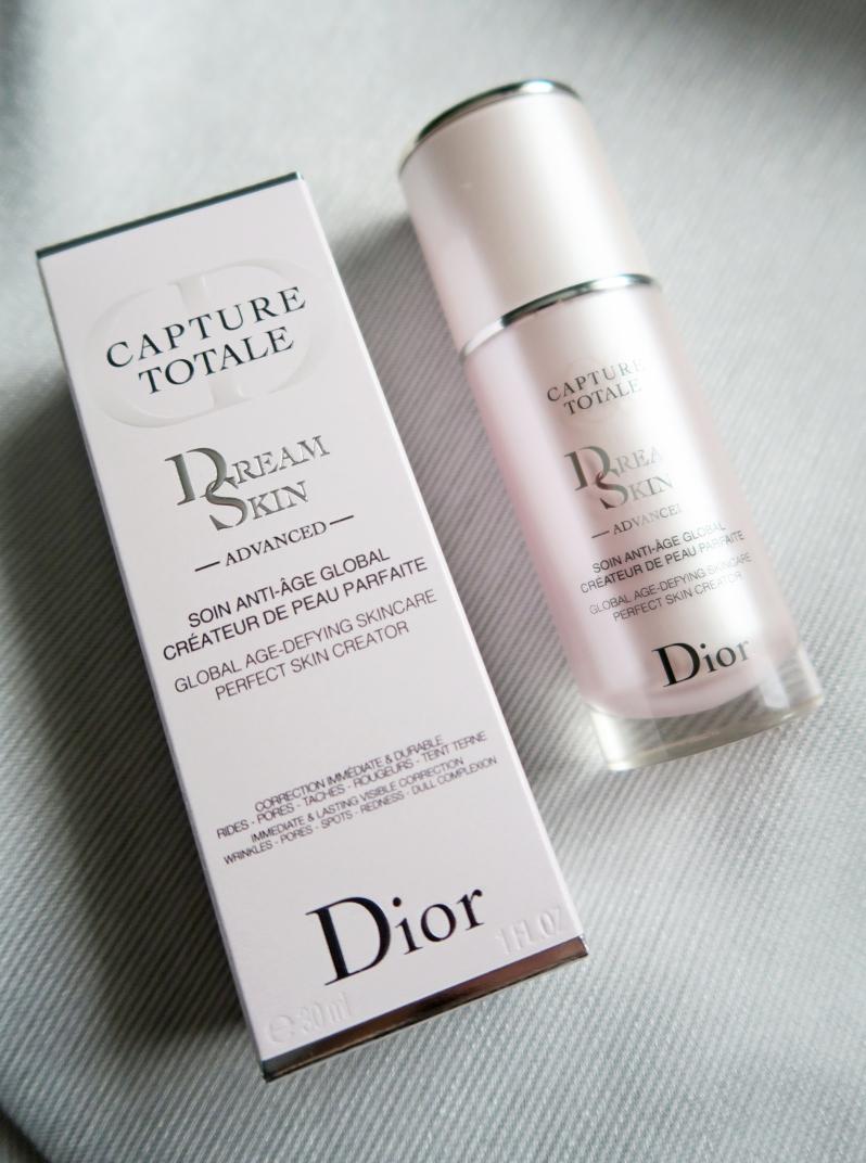 840ef380 Dior Dream Skin Advanced & Dior Dream Skin 1-Minute Mask REVIEW ...
