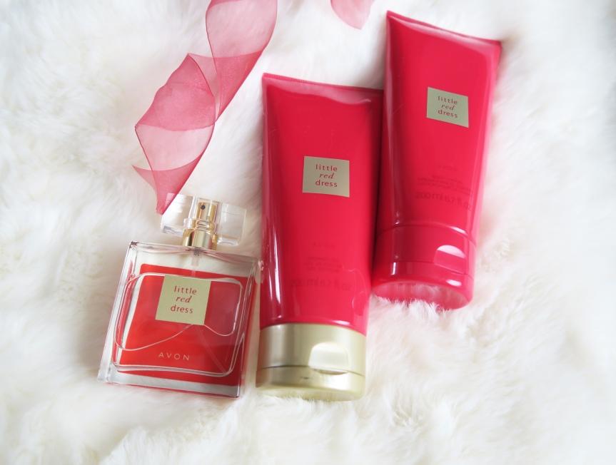 Little Red Dress byAvon