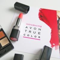 AVON TRUE COLOUR COLLECTION 2017 FEATURE