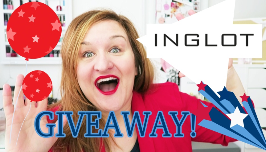 GIVEAWAY! $100 INGLOT HIGH END MAKEUP! (OPEN CANADAONLY)