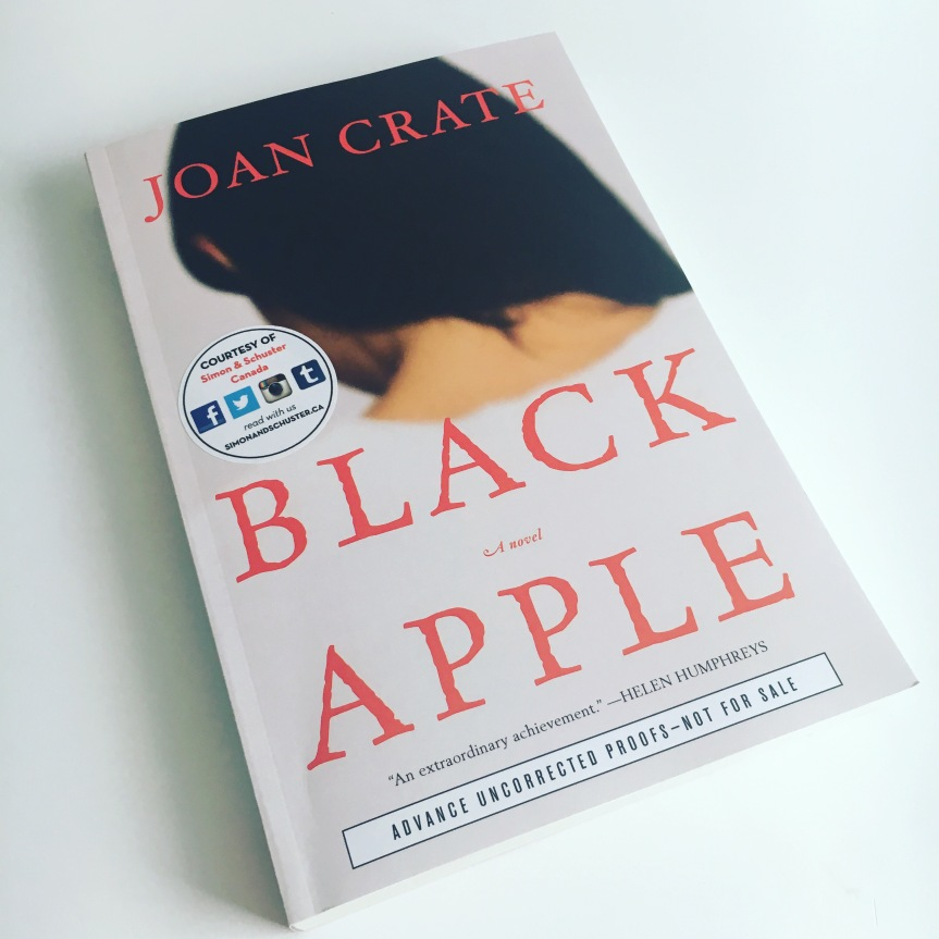 Black Apple by Joan CrateREVIEW