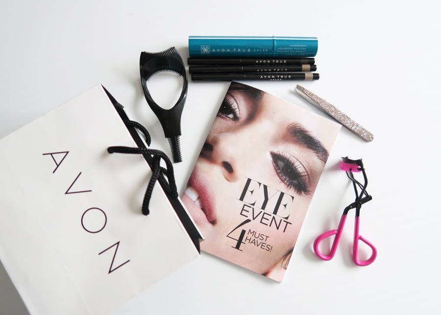 The Eyes Are The Window To Your Soul! AVONFEATURE