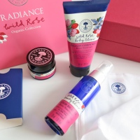 Neal's Yard Remedies Radiance Wild Rose  Organic Collection Made With Love! FEATURE