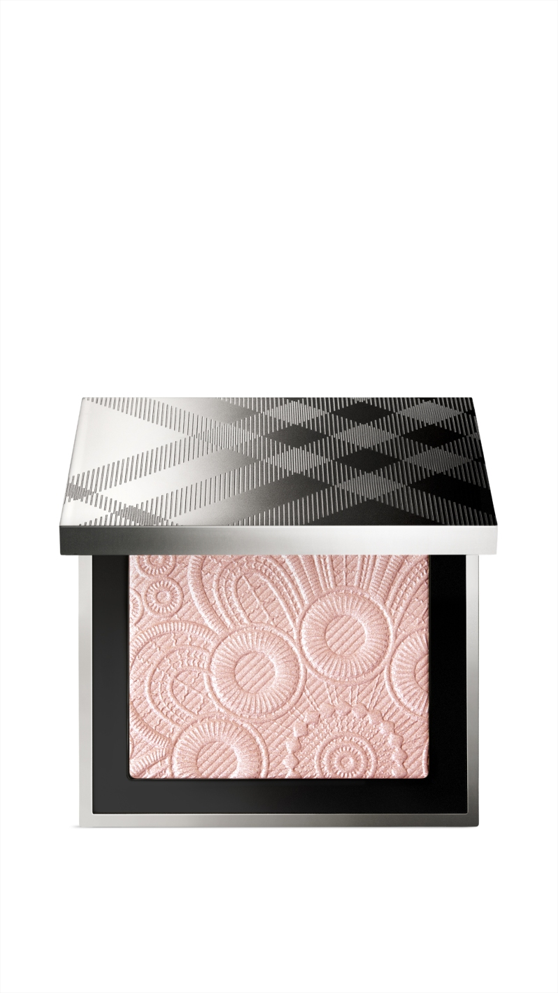 Fresh Glow Highlighter Illuminating Powder - Pink Pearl_002