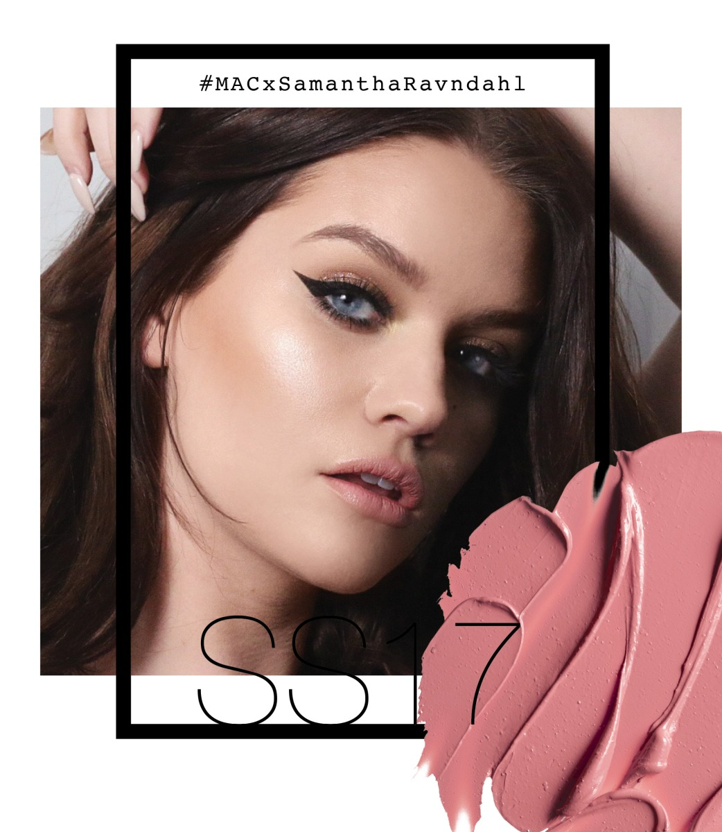 MAC Teams Up With Canadian Beauty Guru Samantha Ravndahl ...