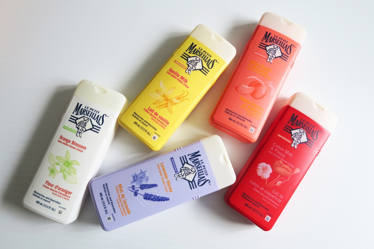 Le Petit Marseillais Body Wash REVIEW