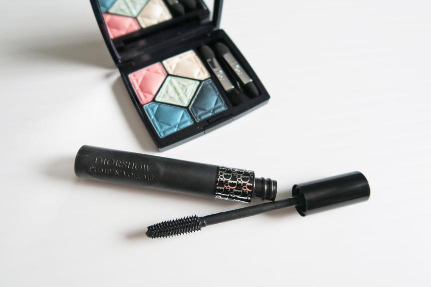 DIOR Electrify Eyeshadow Palette & DIORSHOW Pump 'N' VolumeFEATURE