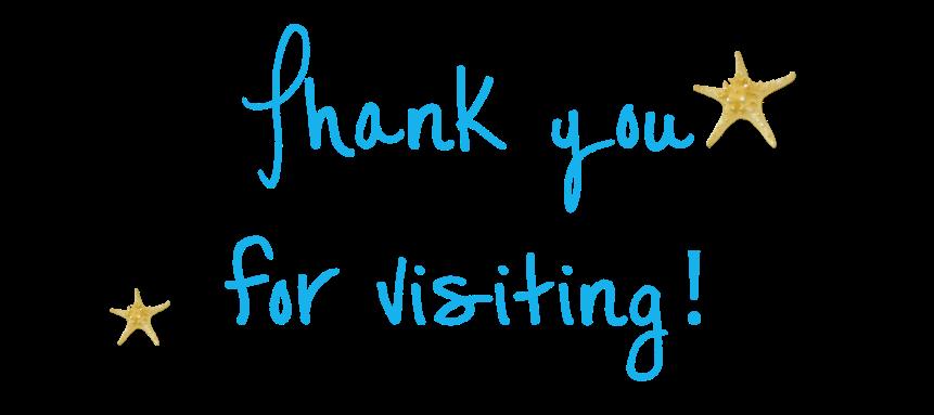 Thank you for visitingsummer blue