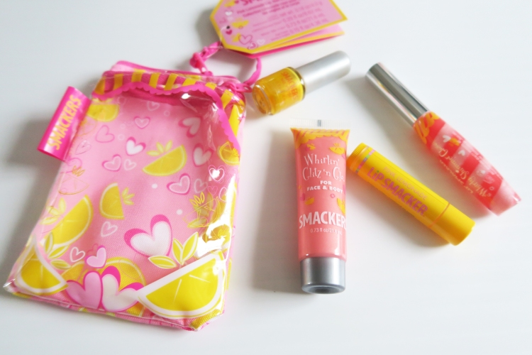 Cute Lip Gloss Set Cakes