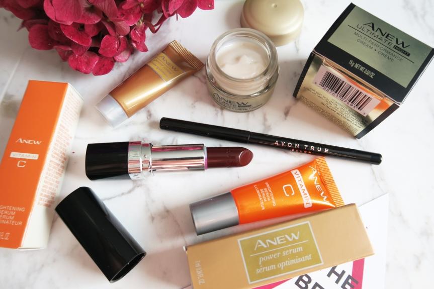 The BEST of Beauty Collection AVON#MYAVONABOX