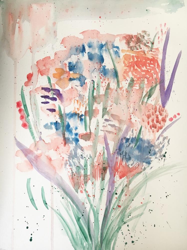 bouquet flora