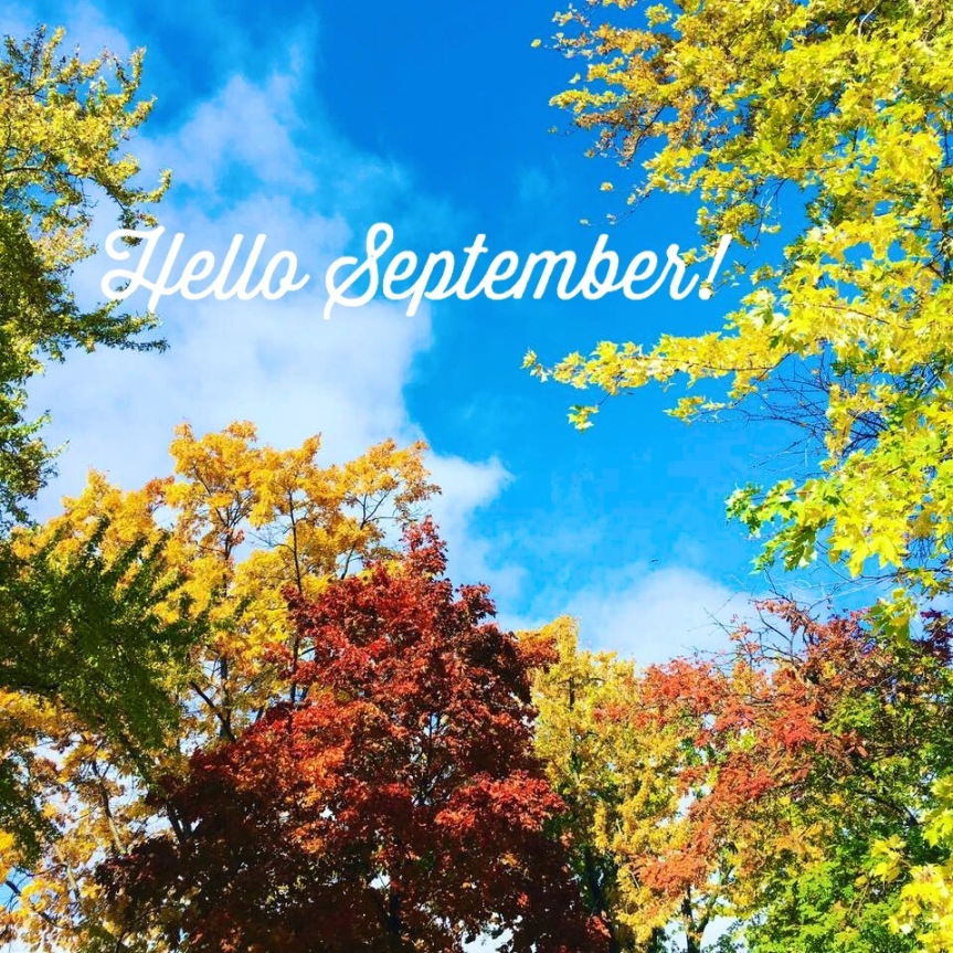 Hello September! Paint PartyFriday!