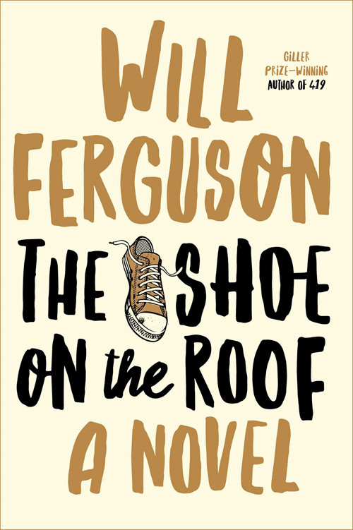 THE SHOE ON THE ROOF BY WILL FERGUSONREVIEW