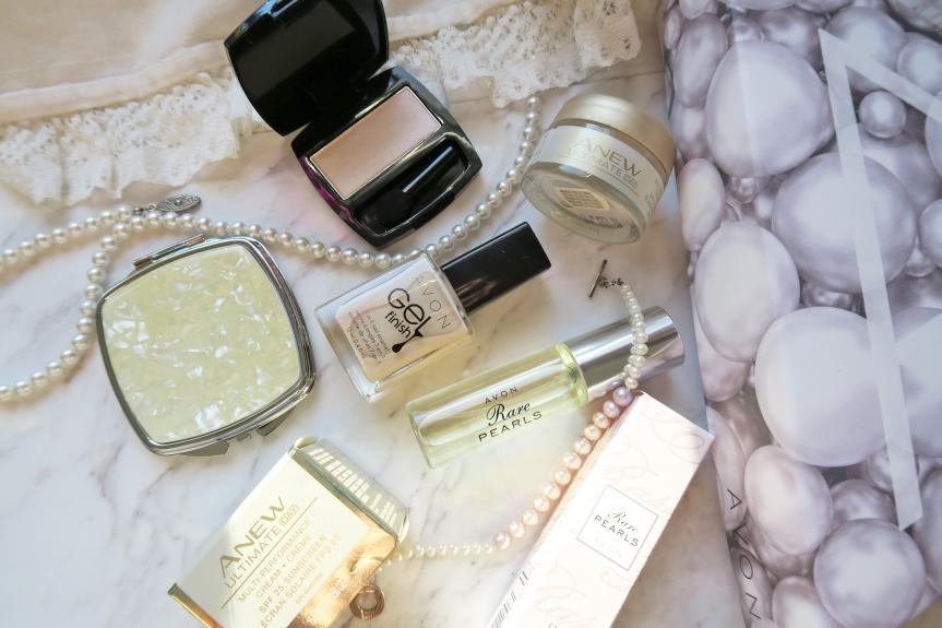 The Magic Of Pearls! Luminous and Luxurious!#MYAVONABOX