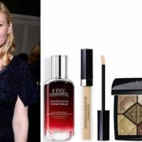 DIOR PRESENTS KIRSTEN DUNST SONIA RYKIEL DINNER  BEAUTY LOOK