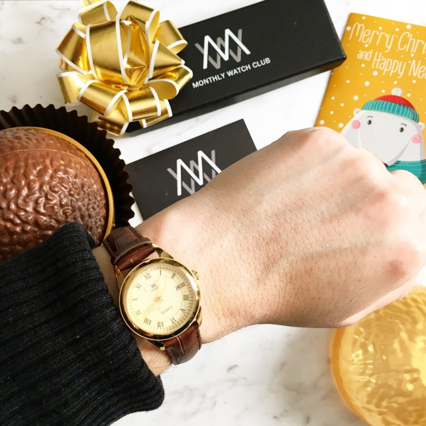 The Perfect Gift for the Holidays! Monthly Watch ClubREVIEW