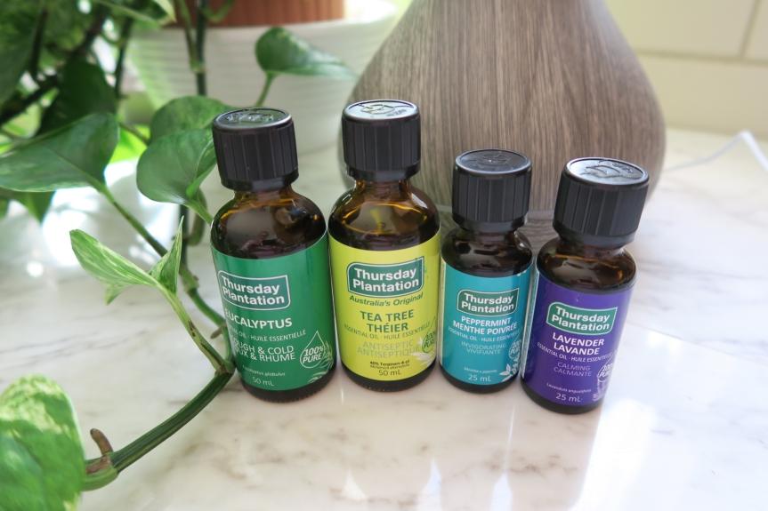 Thursday Plantation 100% Pure Natural OilsREVIEW
