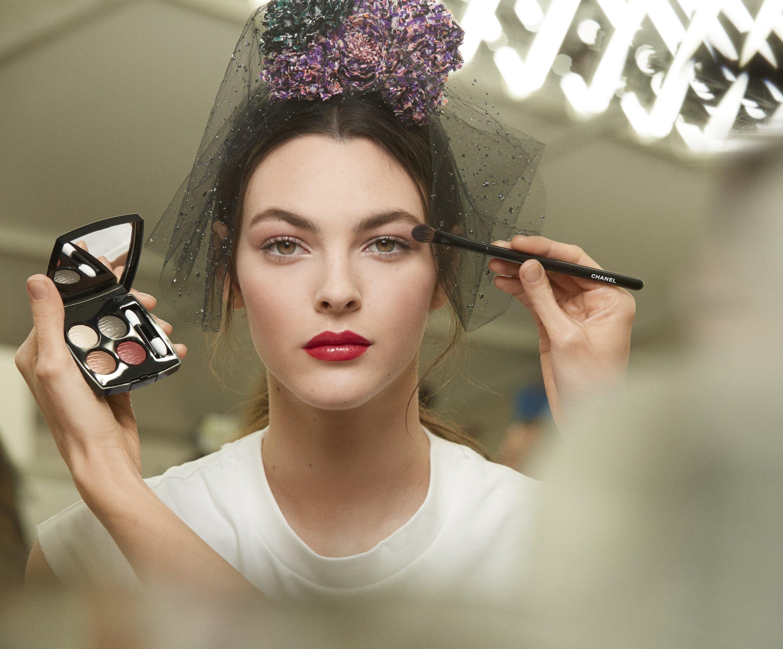 chanel summer makeup