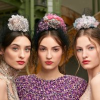 CHANEL Haute Couture Spring Summer 2018 Grand Palais Paris