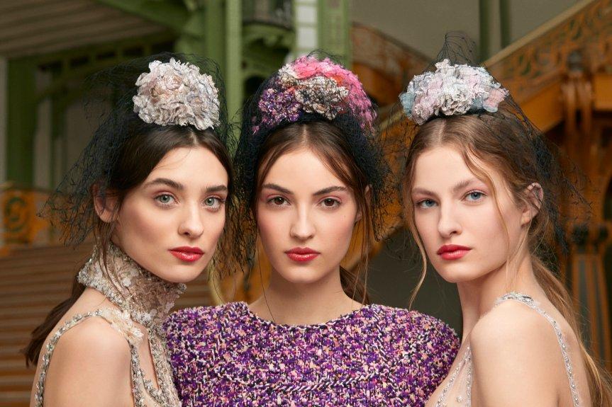 CHANEL Haute Couture Spring Summer 2018 Grand PalaisParis
