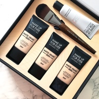 Make Up For Ever Matte Velvet Skin Foundation Review #NEWGENERATIONMATTE