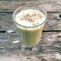 Thursday Pick-Me-Up! Matcha Latte