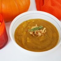Fall Pumpkin Soup Recipe