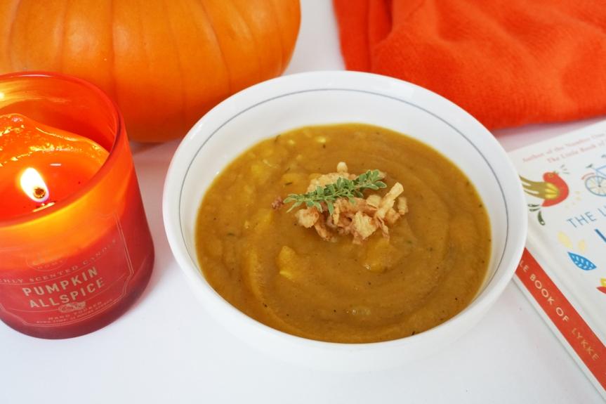 Fall Pumpkin SoupRecipe