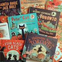 Halloween & Fall Books for Kids
