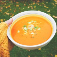 Carrot Ginger Soup - RECIPE