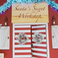 Santa's Secret Workshop At STC TORONTO