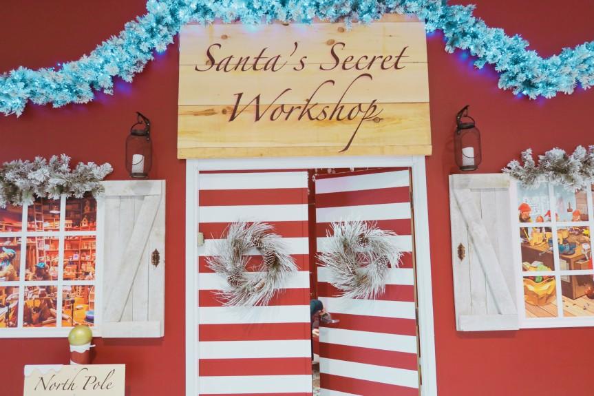 Santa's Secret Workshop At STCTORONTO